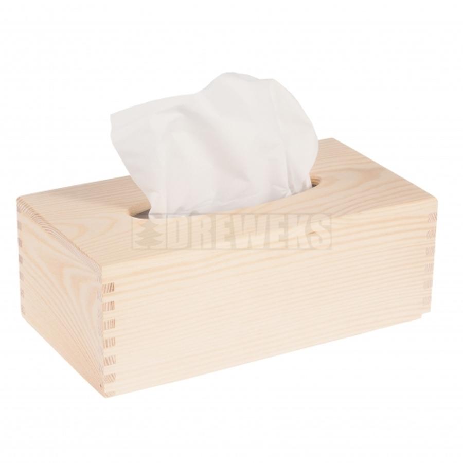 chustecznik drewniany